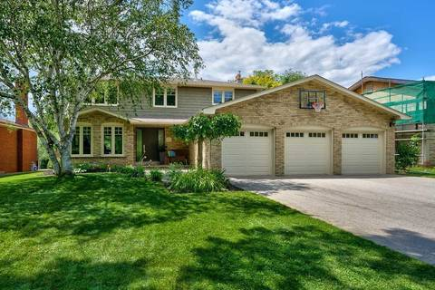 House for sale at 224 Valleyview Ct Oakville Ontario - MLS: W4548456