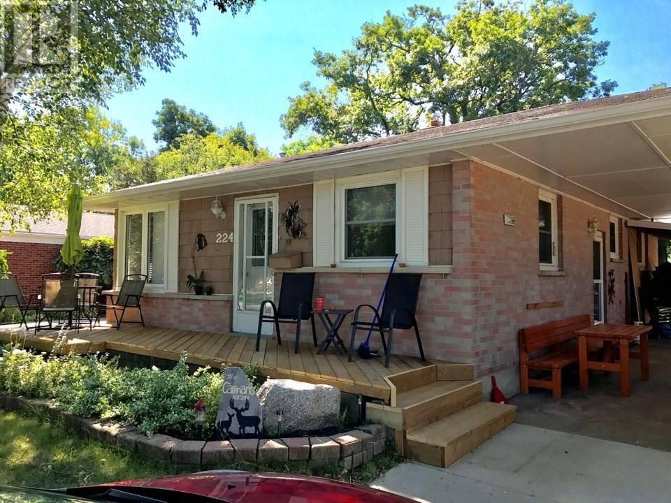 House for sale at 224 Winston Blvd Cambridge Ontario - MLS: 30801685