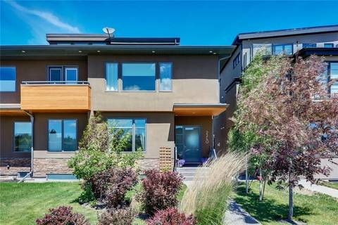 Townhouse for sale at 2240 1 Ave Nw West Hillhurst, Calgary Alberta - MLS: C4213989