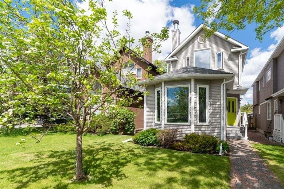 House for sale at 2240 2 Av NW West Hillhurst, Calgary Alberta - MLS: C4300927