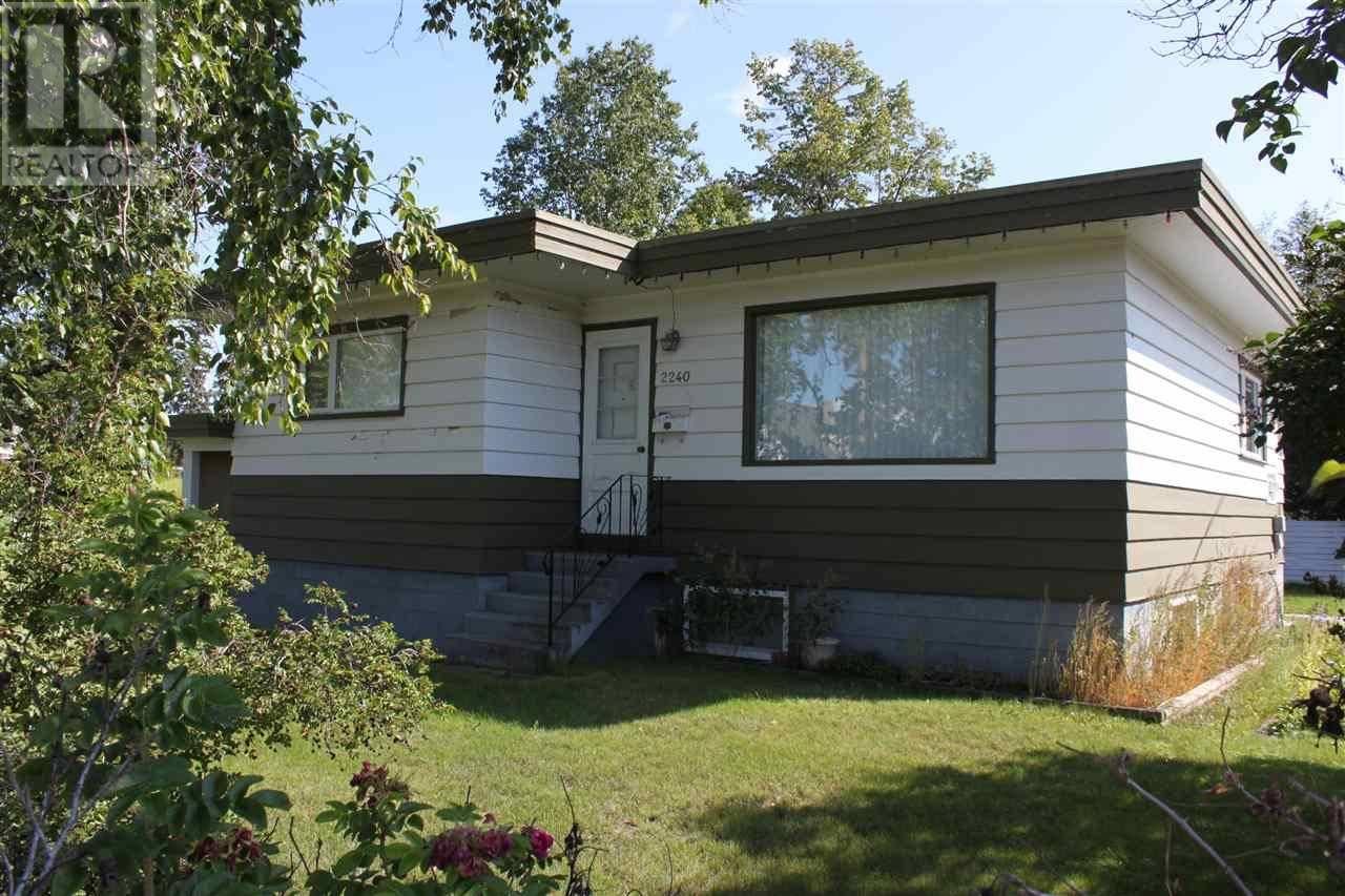 House for sale at 2240 Tamarack St Prince George British Columbia - MLS: R2398361