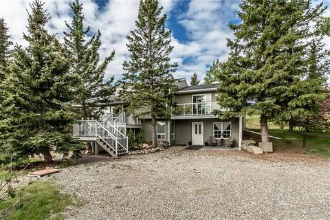 House for sale at 224011 302 Ave West Millarville Alberta - MLS: C4263828