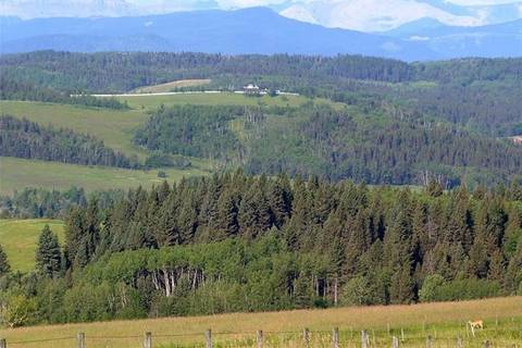 Residential property for sale at 224061 274 Ave West Rural Foothills County Alberta - MLS: C4261102
