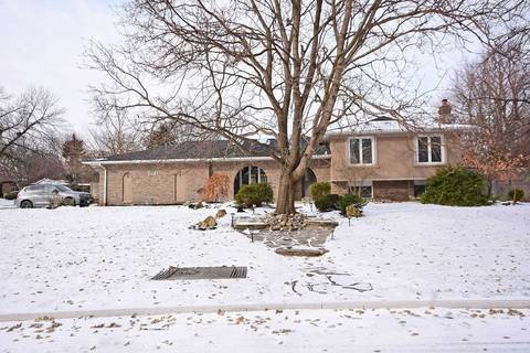 House for sale at 2241 Bethnal Green Rd Oakville Ontario - MLS: W4665742