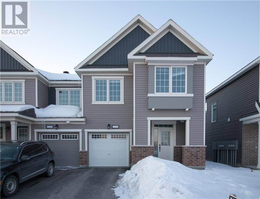 Townhouse for sale at 2243 Watercolours Wy Ottawa Ontario - MLS: 1183268