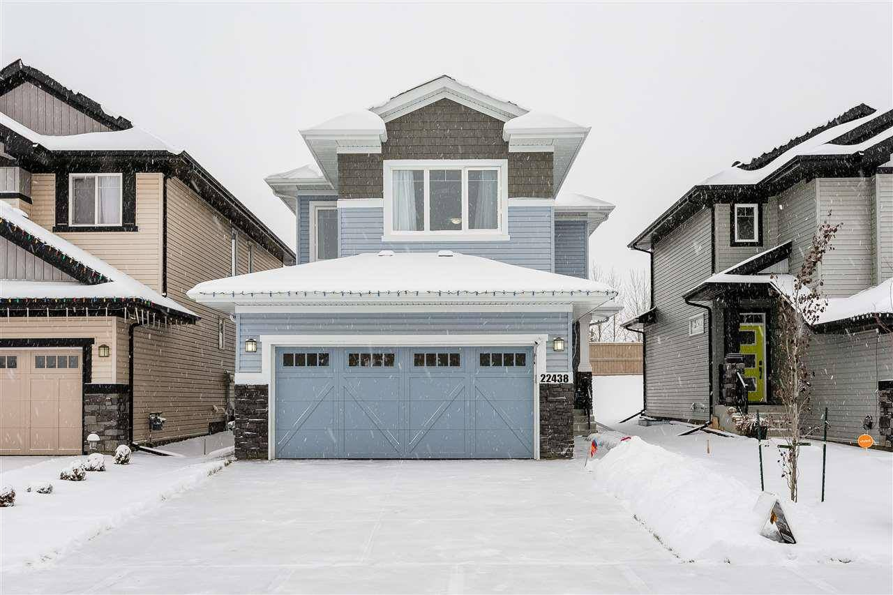 House for sale at 22438 99a Ave Nw Edmonton Alberta - MLS: E4179551