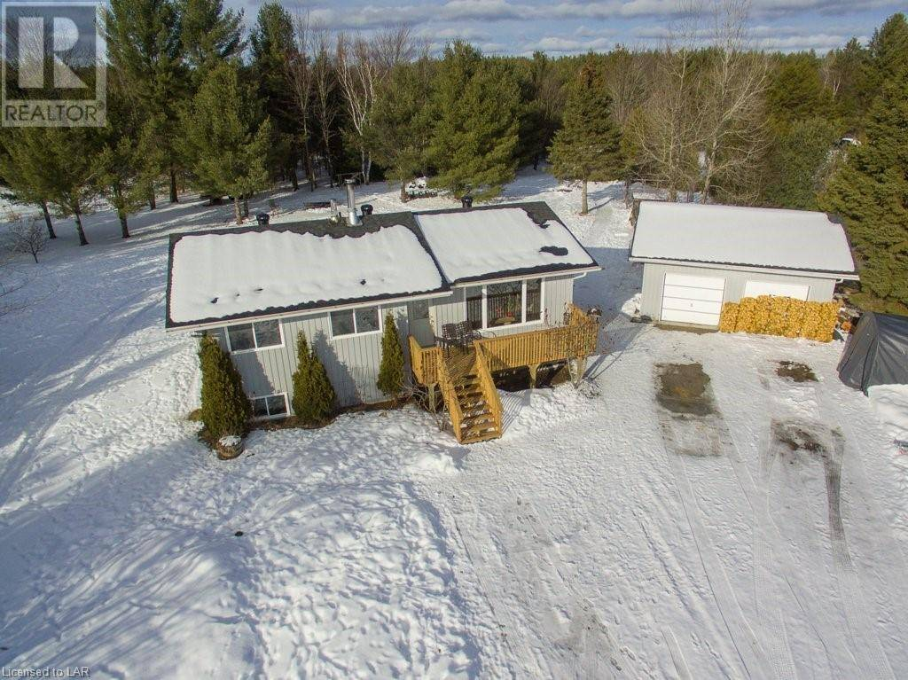 House for sale at 2244 Fairgrounds Rd Washago Ontario - MLS: 242589