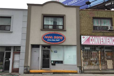 Commercial property for sale at 2244 Kingston Rd Toronto Ontario - MLS: E4449570