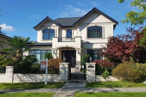 House for sale at 2245 21st Ave W Vancouver British Columbia - MLS: R2348746