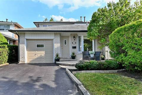 Townhouse for sale at 2247 Delkus Cres Mississauga Ontario - MLS: W4575753