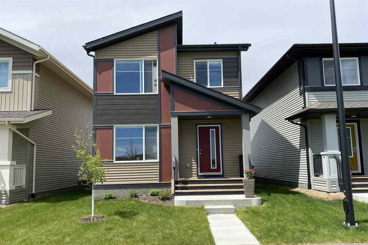 House for sale at 2247 Price Ln SW Edmonton Alberta - MLS: E4199767