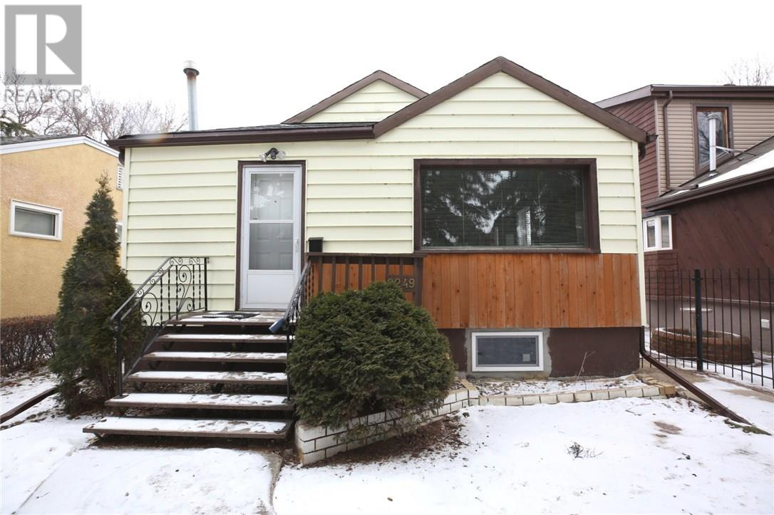 For Sale: 2249 Atkinson Street, Regina, SK | 3 Bed, 2 Bath House for $249,827. See 23 photos!