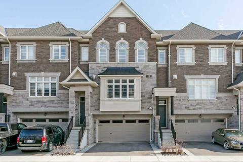 Townhouse for sale at 2249 Khalsa Gt Oakville Ontario - MLS: W4727635