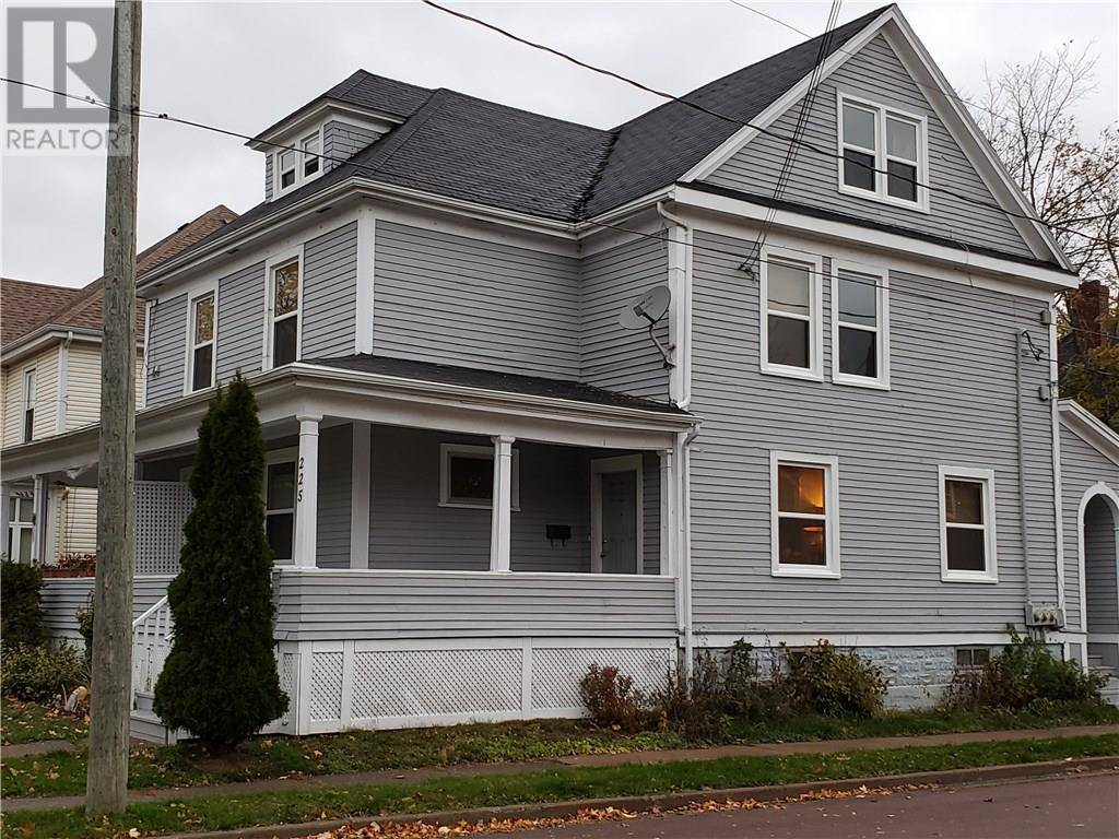 Townhouse for sale at 225 Highfield  Moncton New Brunswick - MLS: M126045