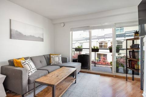 Condo for sale at 332 Lonsdale Ave Unit 225 North Vancouver British Columbia - MLS: R2386043