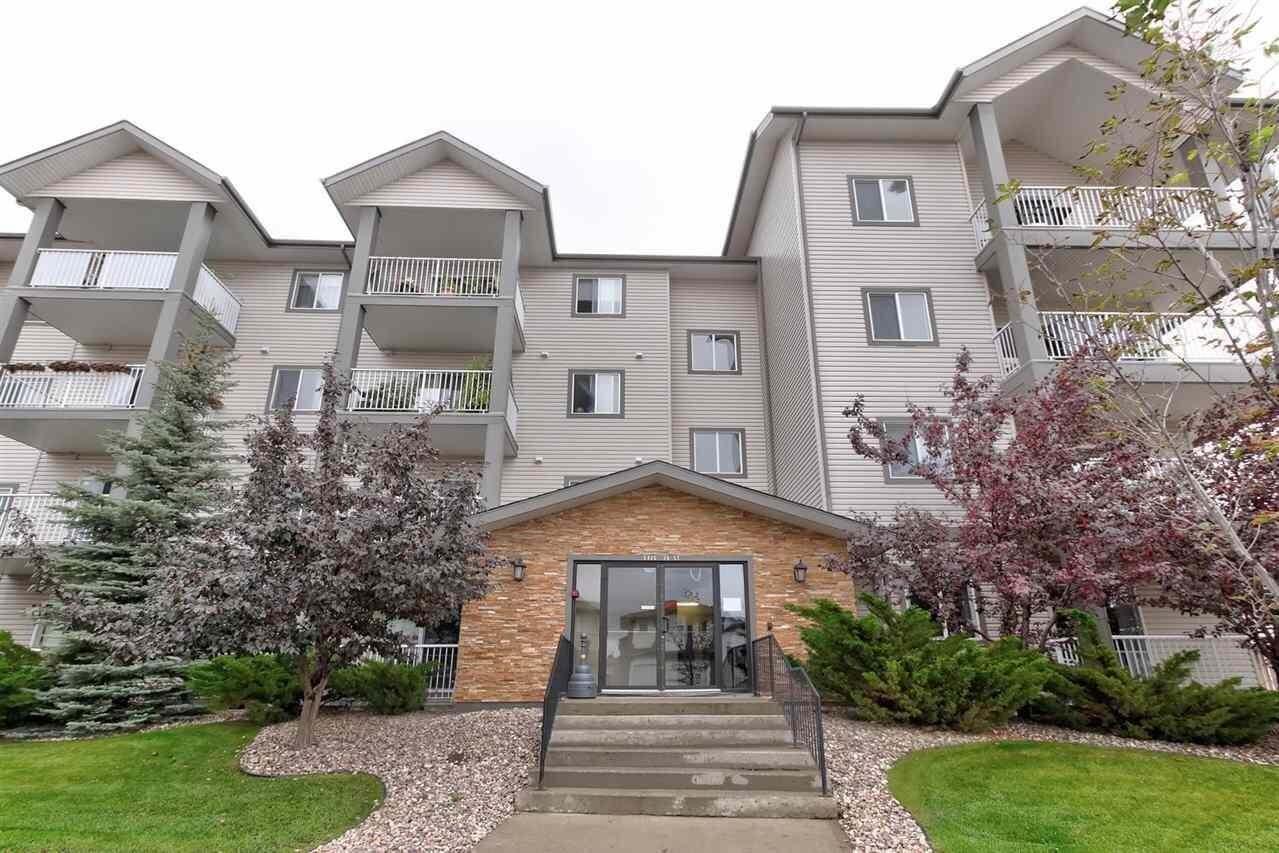 Condo for sale at 3425 19 St NW Unit 225 Edmonton Alberta - MLS: E4208670