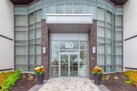 Apartment for rent at 80 Marine Parade Dr Unit 225 Toronto Ontario - MLS: W4519430