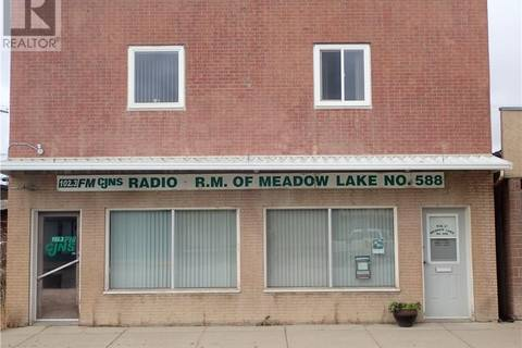 Commercial property for sale at 225 Centre St Meadow Lake Saskatchewan - MLS: SK749010