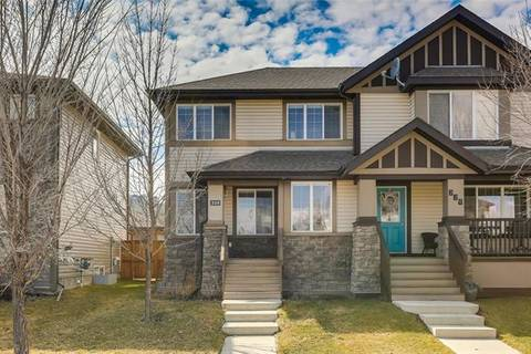 Townhouse for sale at 225 Chaparral Valley Dr Southeast Calgary Alberta - MLS: C4239301