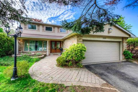 House for sale at 225 Chebucto Dr Oakville Ontario - MLS: W4464790