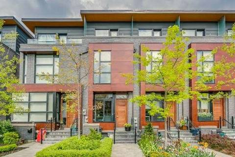 Townhouse for sale at 225 Claremont St Toronto Ontario - MLS: C4734183