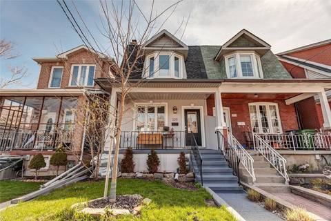 Townhouse for sale at 225 Earlscourt Ave Toronto Ontario - MLS: W4544820