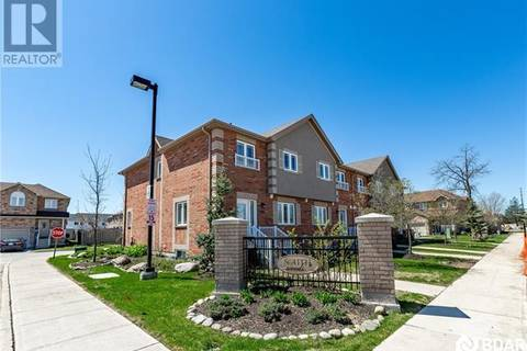 Townhouse for sale at 225 Harvie Rd Barrie Ontario - MLS: 30737446