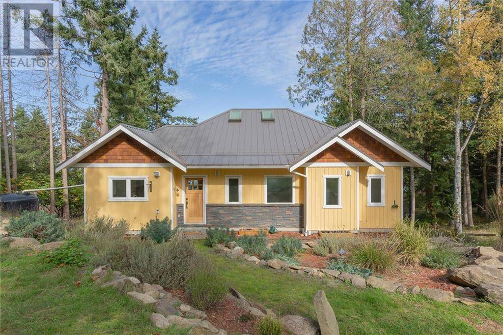 House for sale at 225 Mariners Wy Mayne Island British Columbia - MLS: 416734