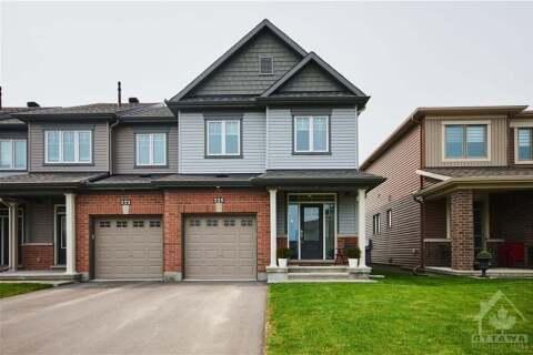 House for sale at 225 Mountain Sorrel Wy Ottawa Ontario - MLS: 1210245