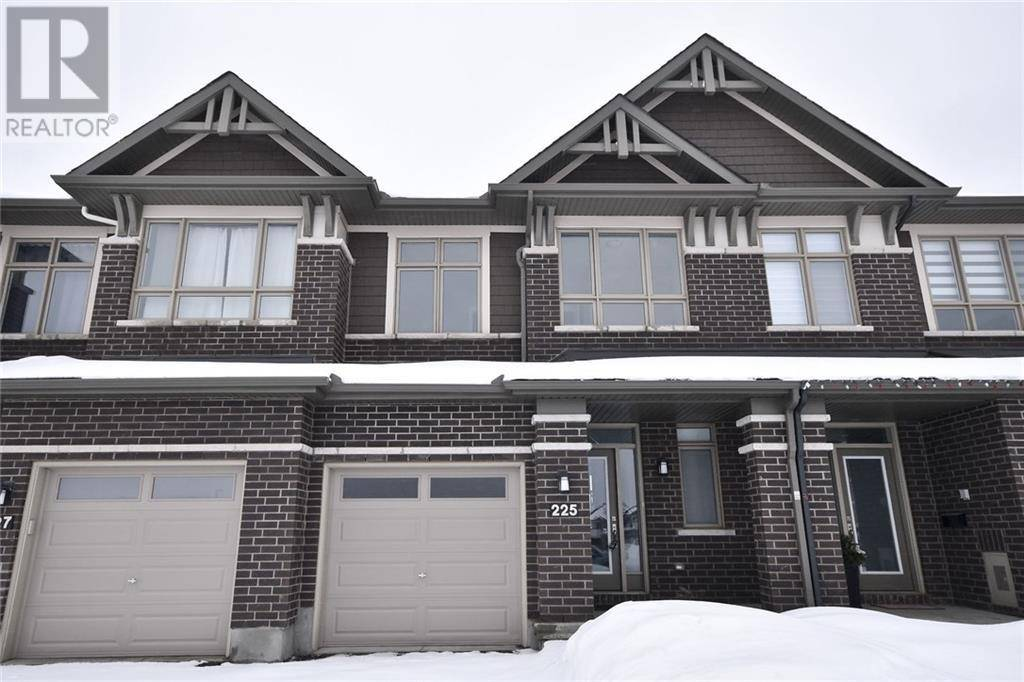 Townhouse for rent at 225 Pingwi Pl Ottawa Ontario - MLS: 1179204