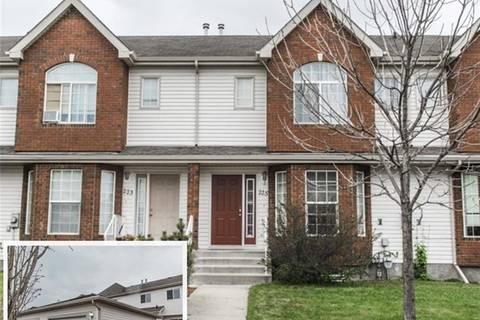Townhouse for sale at 225 Pinnacle Cove Grande Prairie Alberta - MLS: GP205461