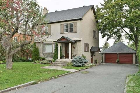 House for sale at 225 Pleasant Park Rd Ottawa Ontario - MLS: 1211928