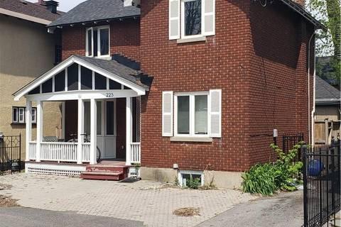 House for sale at 225 Wurtemburg St Ottawa Ontario - MLS: 1145539