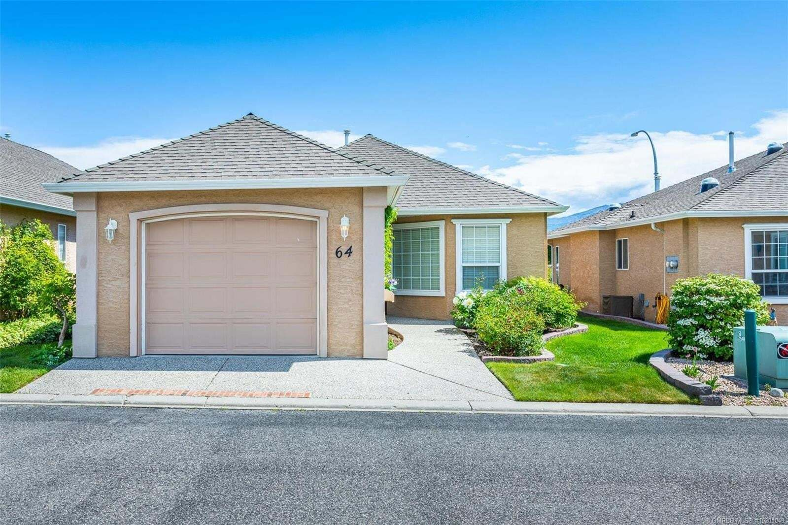 Townhouse for sale at 2250 Louie Dr West Kelowna British Columbia - MLS: 10205049