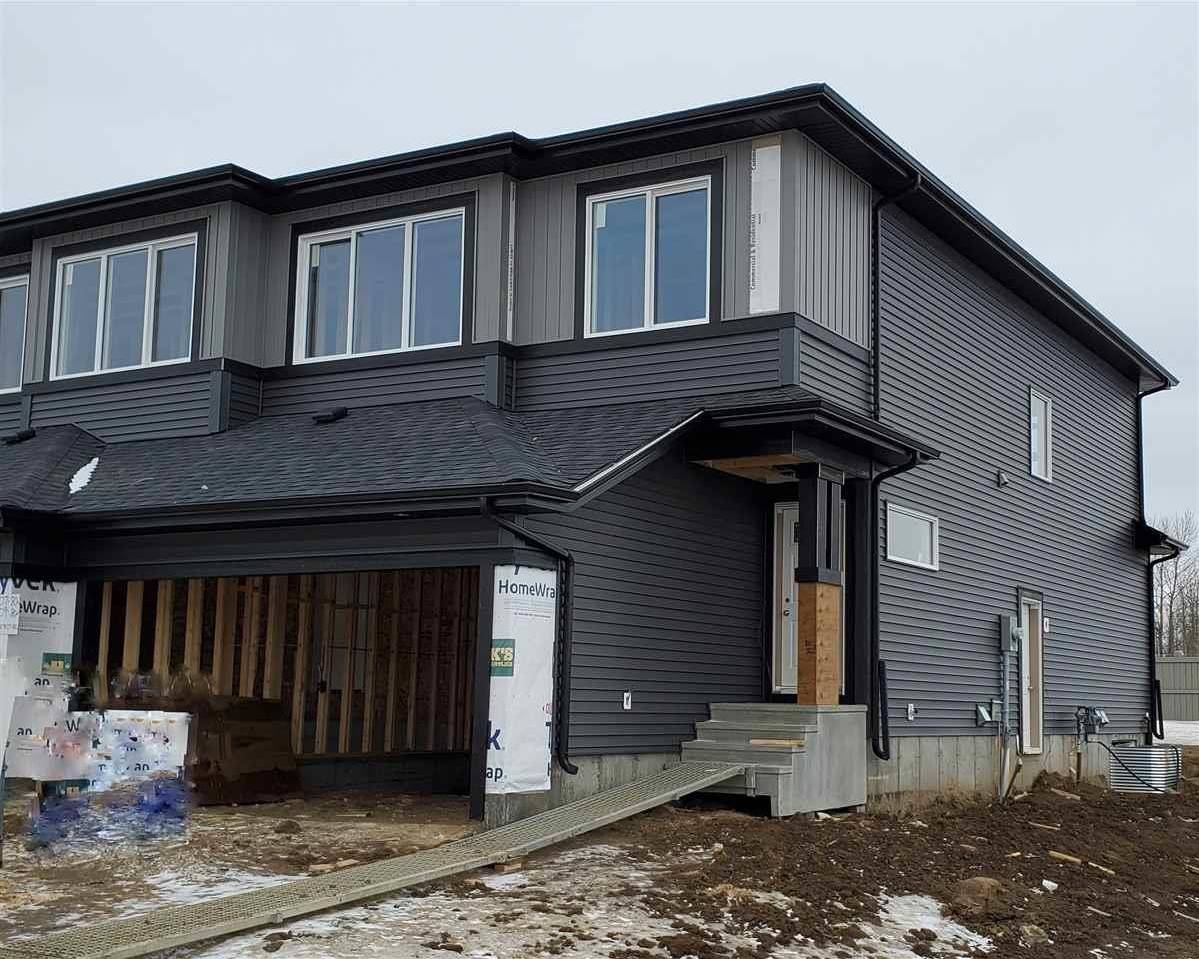 Townhouse for sale at 22509 80 Ave Nw Edmonton Alberta - MLS: E4187411