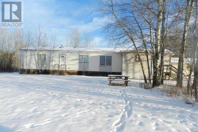Residential property for sale at 2251 Mistassiniy Rd Wabasca-desmarais Alberta - MLS: AW52071