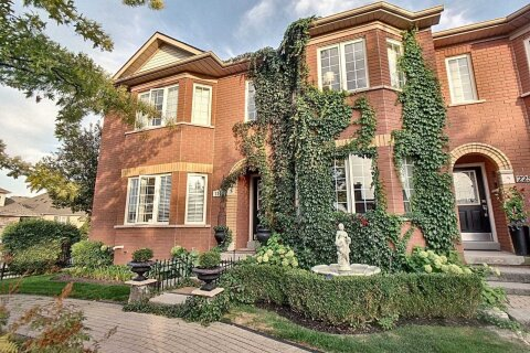 Townhouse for sale at 2252 Westoak Trails Blvd Oakville Ontario - MLS: W4929780
