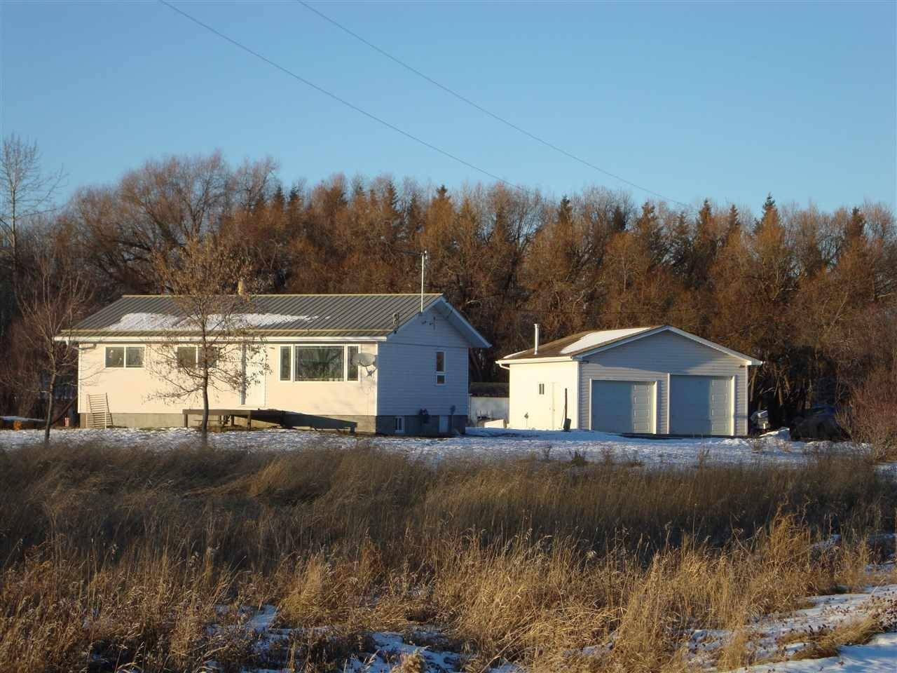 House for sale at 22522 Hwy18  Rural Thorhild County Alberta - MLS: E4180012
