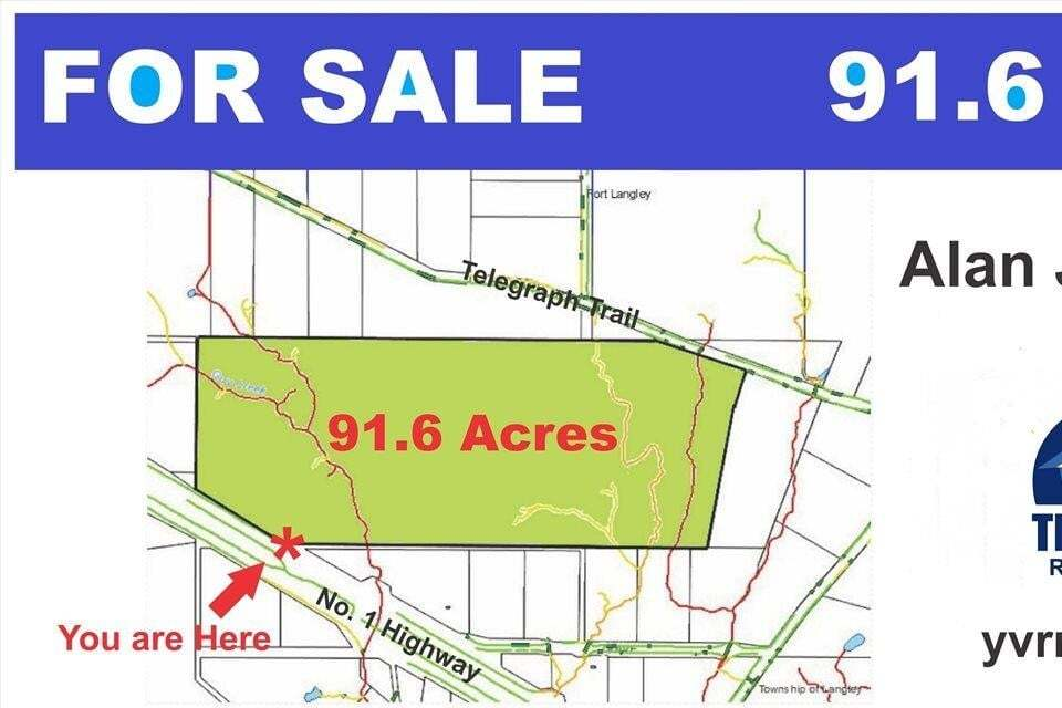 Commercial property for sale at 22522 Telegraph Tr Langley British Columbia - MLS: C8034596