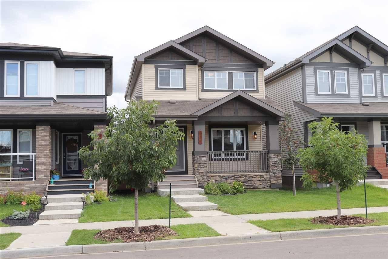 House for sale at 2253 Casey Cres Sw Edmonton Alberta - MLS: E4168930