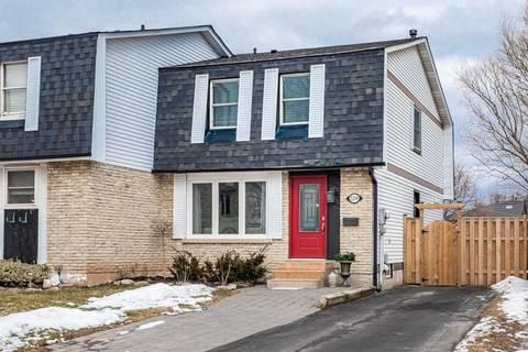 Townhouse for sale at 2254 Melissa Cres Burlington Ontario - MLS: W4696778