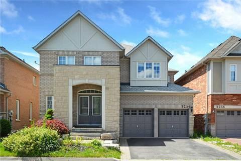 House for sale at 2254 Viking Cres Burlington Ontario - MLS: W4518136