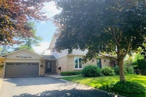 House for rent at 2256 Bonnylyn Ct Oakville Ontario - MLS: W4525672
