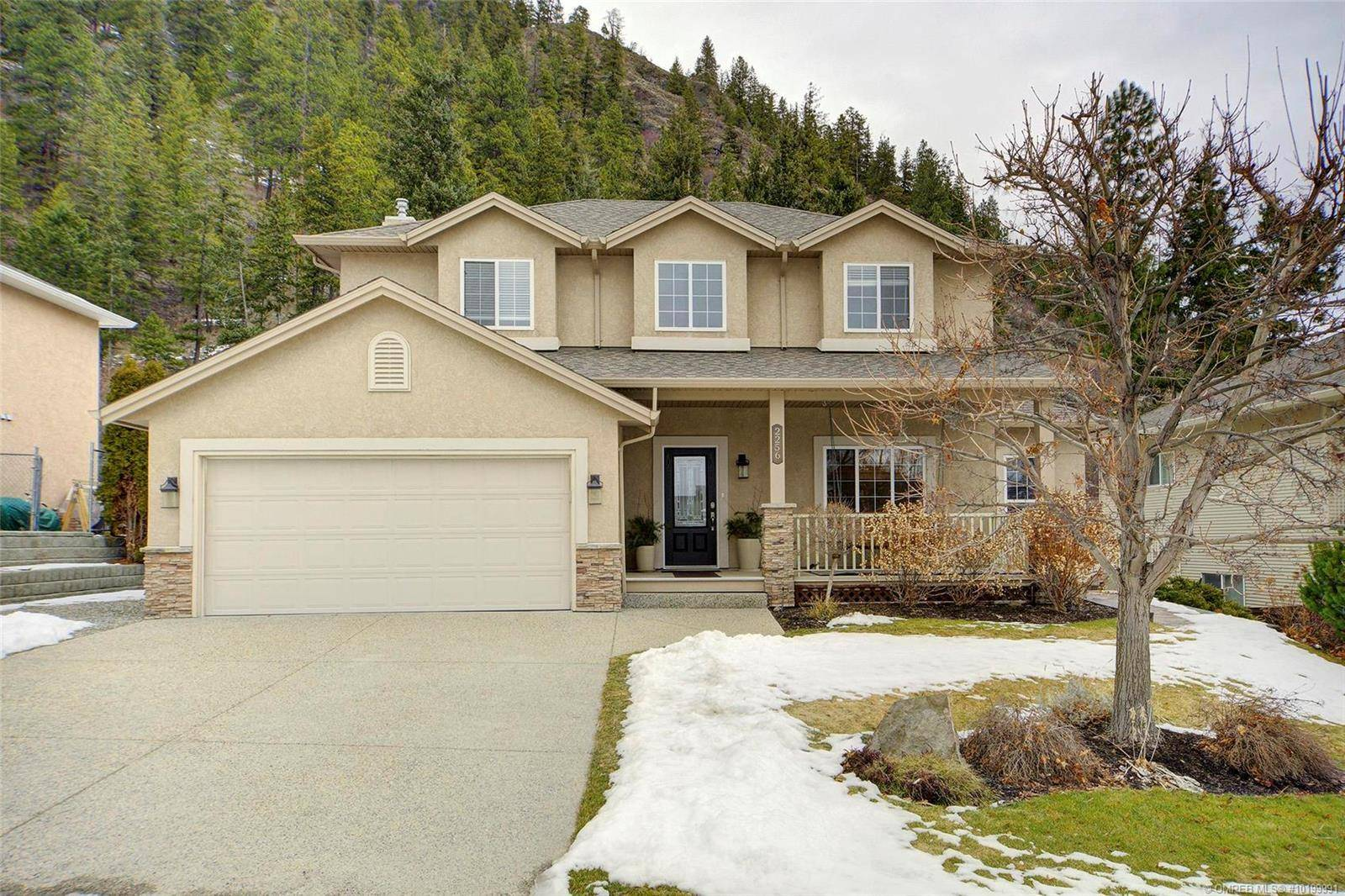 House for sale at 2256 Shannon Hills Pl West Kelowna British Columbia - MLS: 10199991