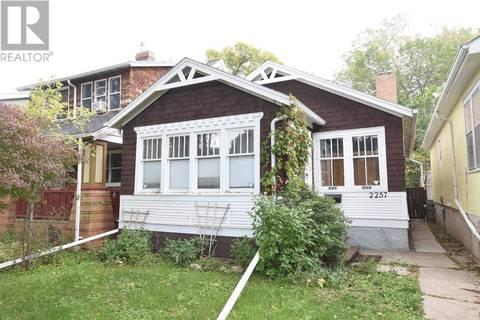 House for sale at 2257 Montreal St Regina Saskatchewan - MLS: SK786962