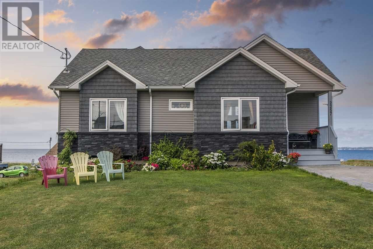 House for sale at 2257 Shore Rd Eastern Passage Nova Scotia - MLS: 202017133