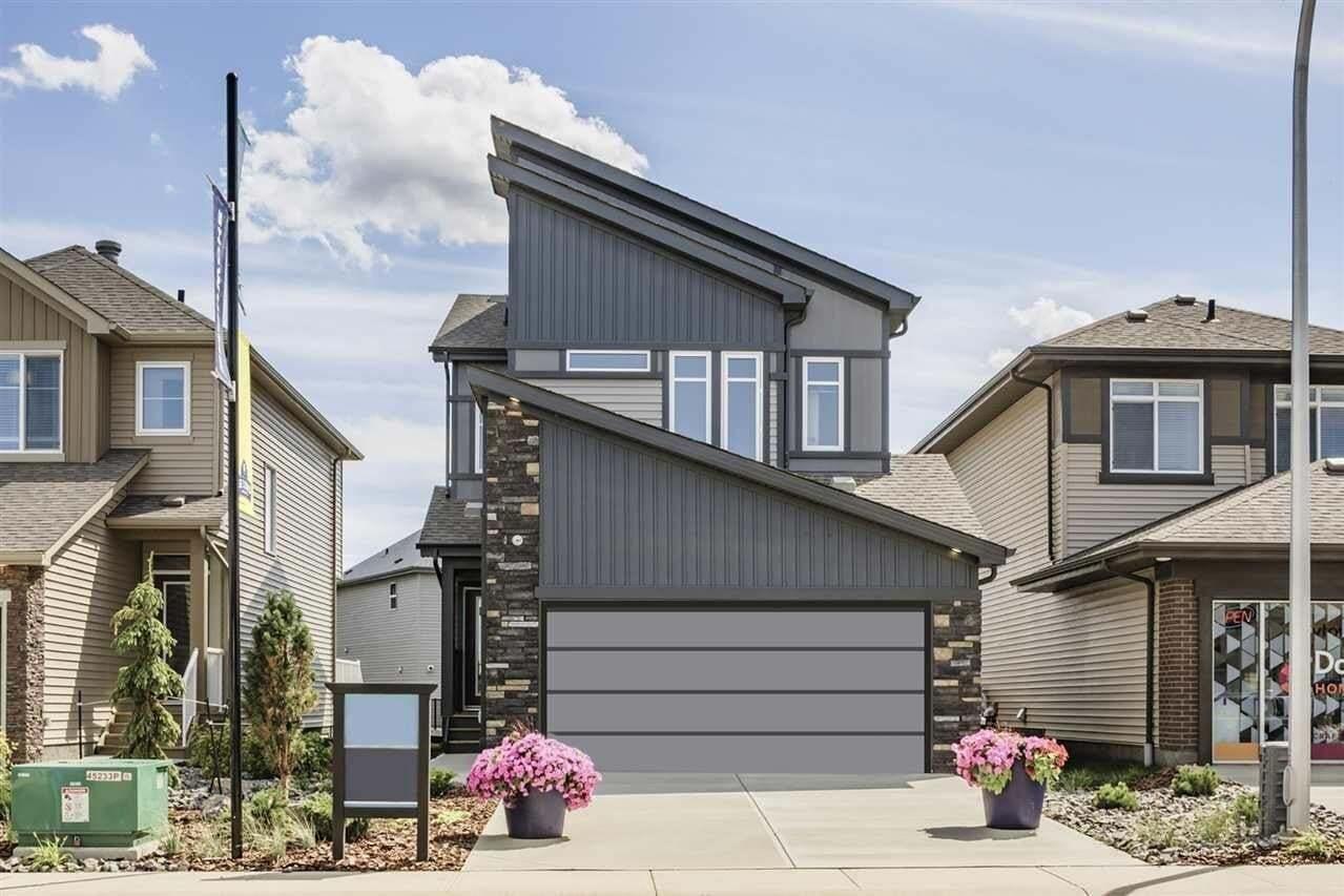 House for sale at 22575 96 Av NW Edmonton Alberta - MLS: E4192922