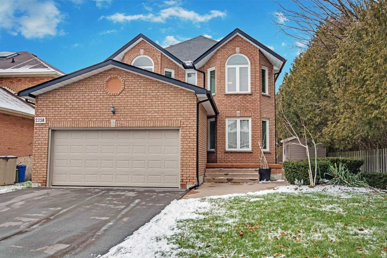 House for sale at 2258 Cottonwood Circle Pickering Ontario - MLS: E4327280