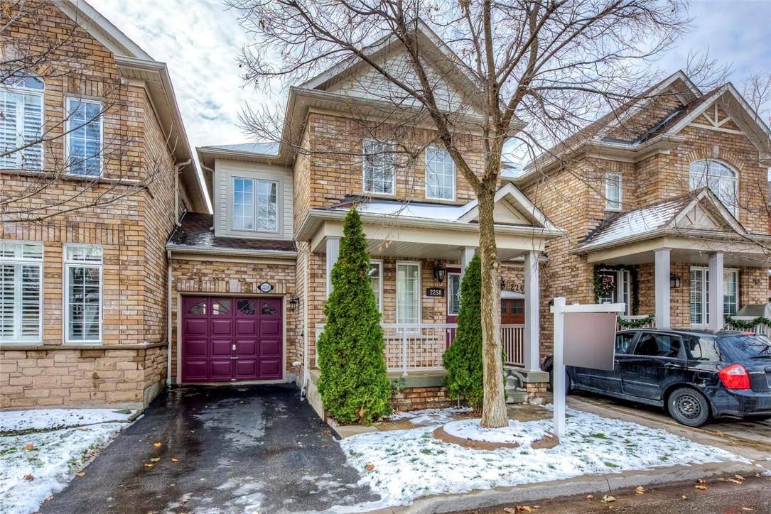 Townhouse for rent at 2258 Seton Cres Burlington Ontario - MLS: H4068821