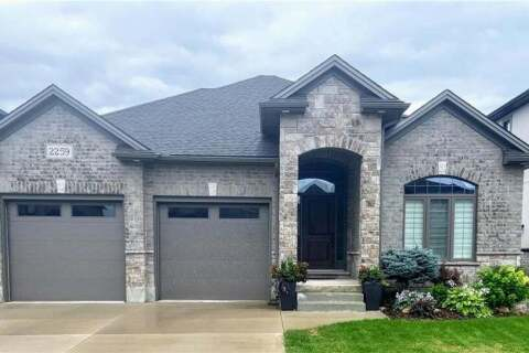 House for sale at 2259 Ballymote Wy London Ontario - MLS: 40009237